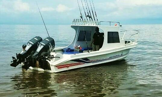 Exciting Fishing Adventure in Lombok, Bali