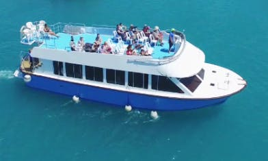 Glass Bottom Boat Cruiser for 100 People in Hamilton Parish, Bermuda