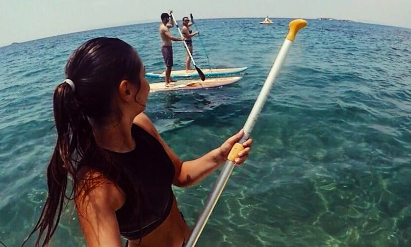 Paddleboard to rent in Vouliagmeni