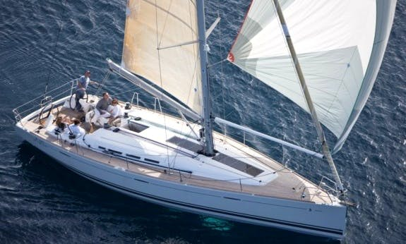 Charter The  Dufour 45 E Cruising Monohull In Cote d'Azur, France