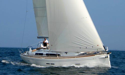 Charter The 2012 Dufour 445 Cruising Monohull in Cote d'Azur, France