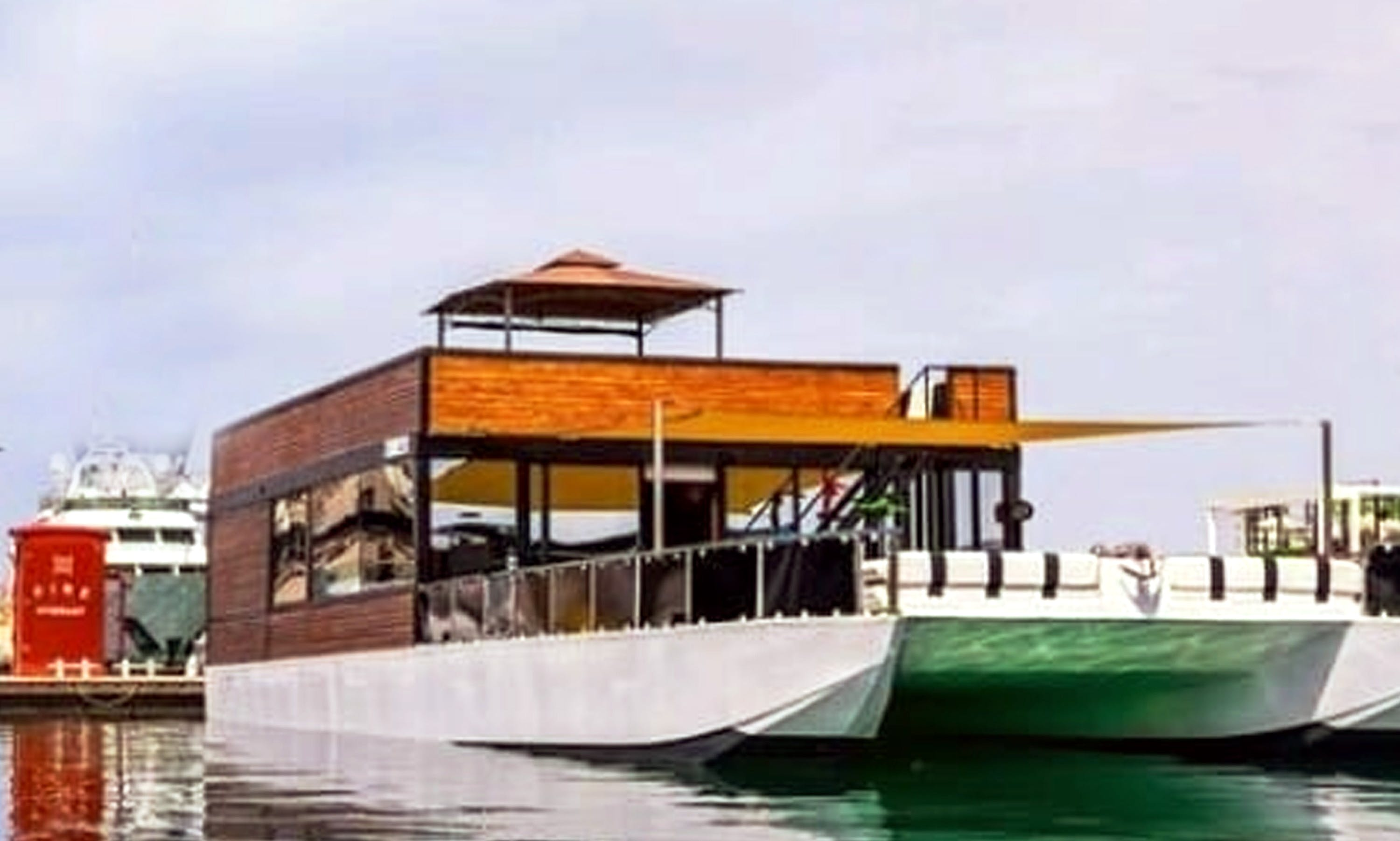Party Yacht Houseboat On Rentals-24 pax capacity