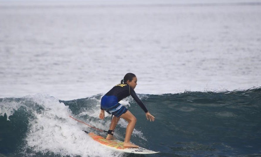 Fun & Safe Surf Lesson With Stand-up Guarantee In Kuta, Bali