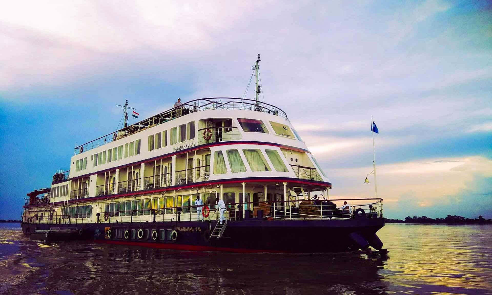 7 Nights Downstream Cruises on Brahmaputra River
