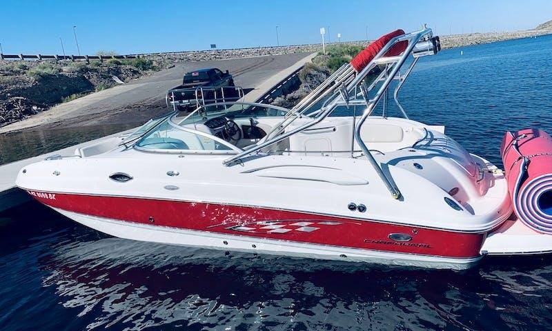 Gorgeous 26ft Chaparral 254 Sunesta Sport Boat