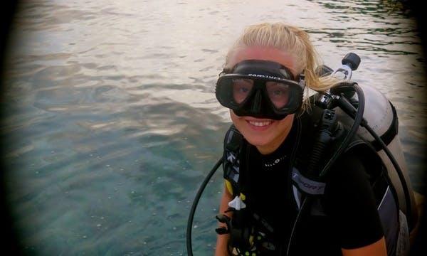 Open Water Course Diving Course In Una-Una, Indonesia