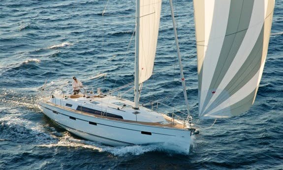Reserve The Beautiful 2015 Bavaria Cruiser Cruising Monohull In Kos, Greece