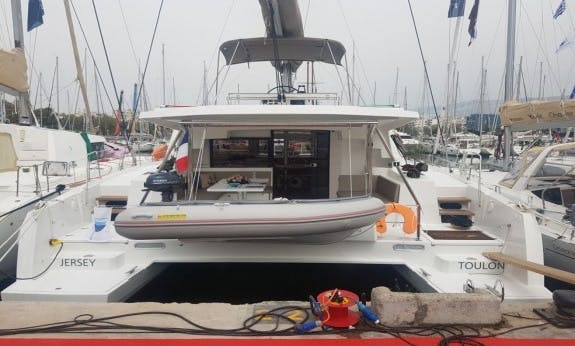 Charter The 2018 Bali 4.5 Cruising Catamaran In Kos, Greece
