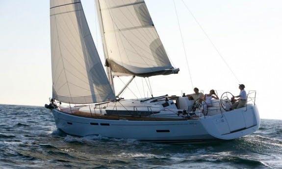 7 Days Charter on Sun Odyssey 409 Sailing Monohull in Šibenik, Crotia