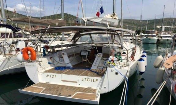 Hanse 445 Cruising Monohull in Seget Donji, Croatia