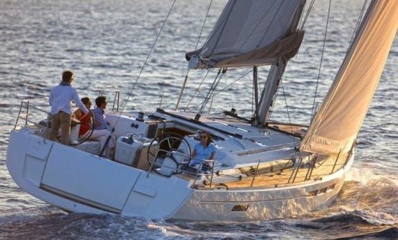 Book The 2017 Sun Odyssey 519 Cruising Monohull In Kos, Greece
