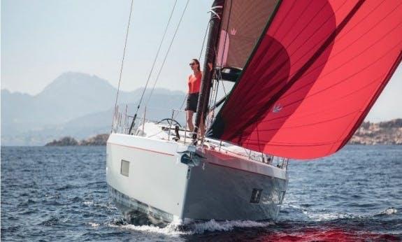 2019 Oceanis 51.1 Cruising Monohull Charter in Kos, Greece