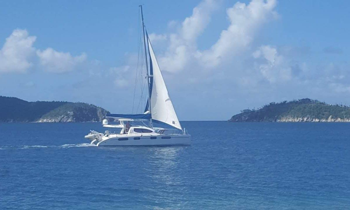Island Time in the Virgin Islands!
