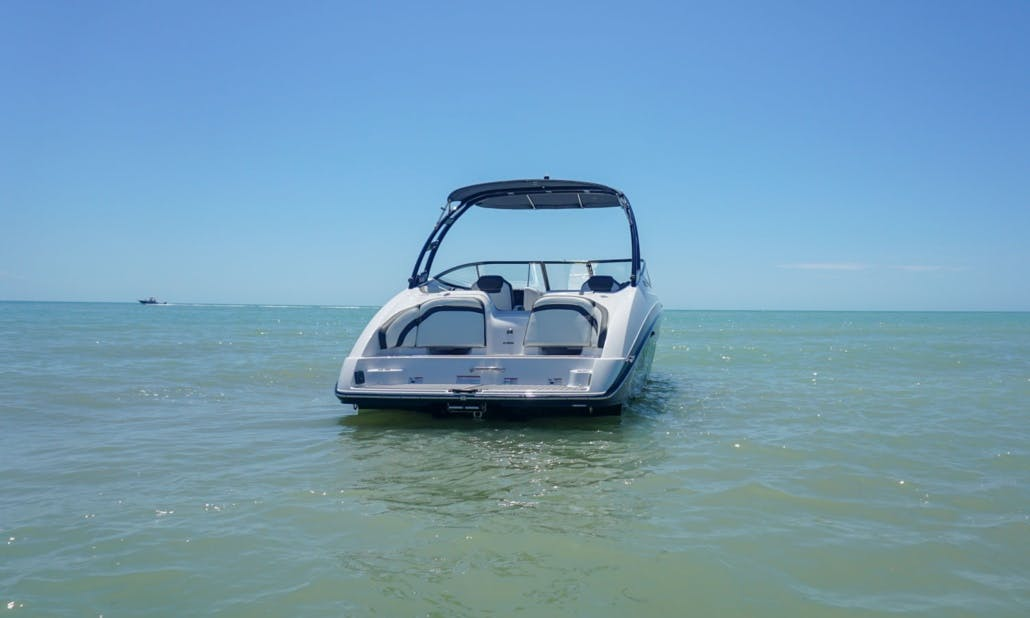 NEW Yamaha AR 240 2017 Jet Boat for Rent in Cape Coral, Florida ALL INCL
