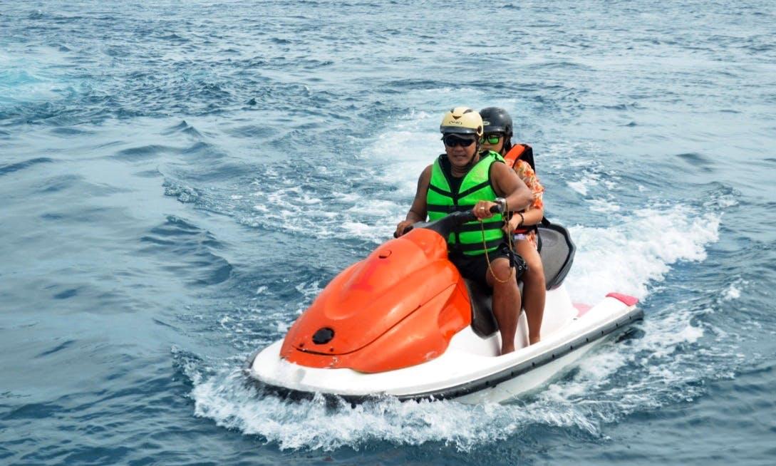 Jet Ski rental in Malay