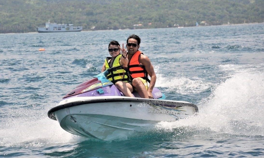 Jet Ski Rental In Boracay Island, Philippines!