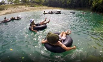 Taino Farm Tour and River Tubing in Cabarete