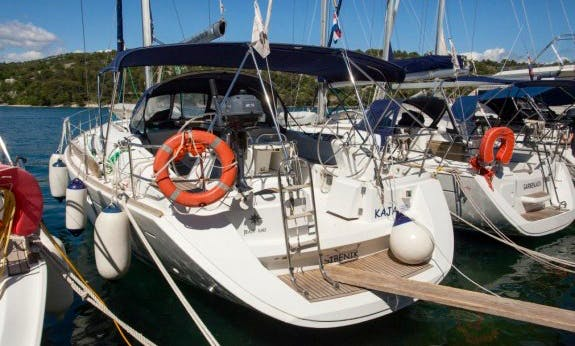 Sun Odyssey 45 Cruising Monohull for Charter in Šibenik, Croatia