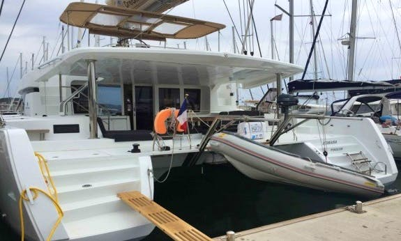 Sailing Holiday On 2018 Lagoon 52 F Cruising Catamaran In Šibenik, Croatia