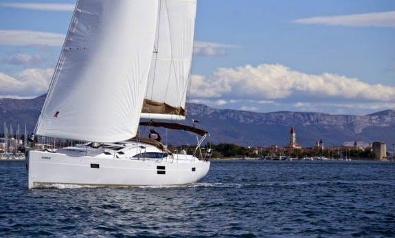 Experience The Best Sailing Experience In Šibenik, Croatia
