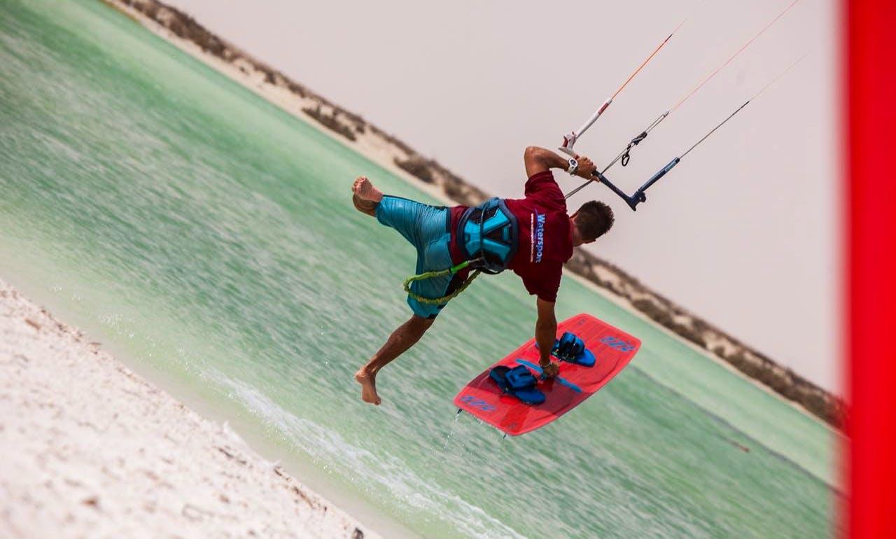 Kitesurfing Lessons in Muscat, Oman