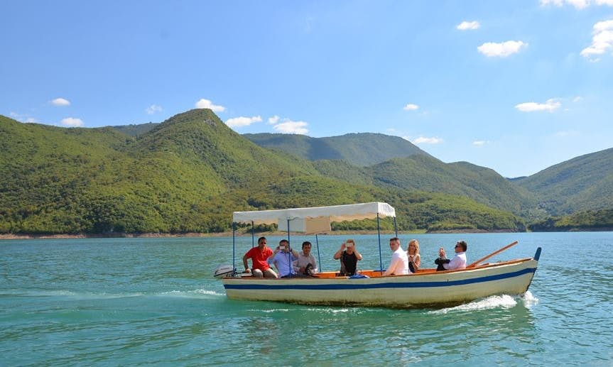 Exciting Boating Adventure ln Rama Lake in Bosnia And Herzegovina