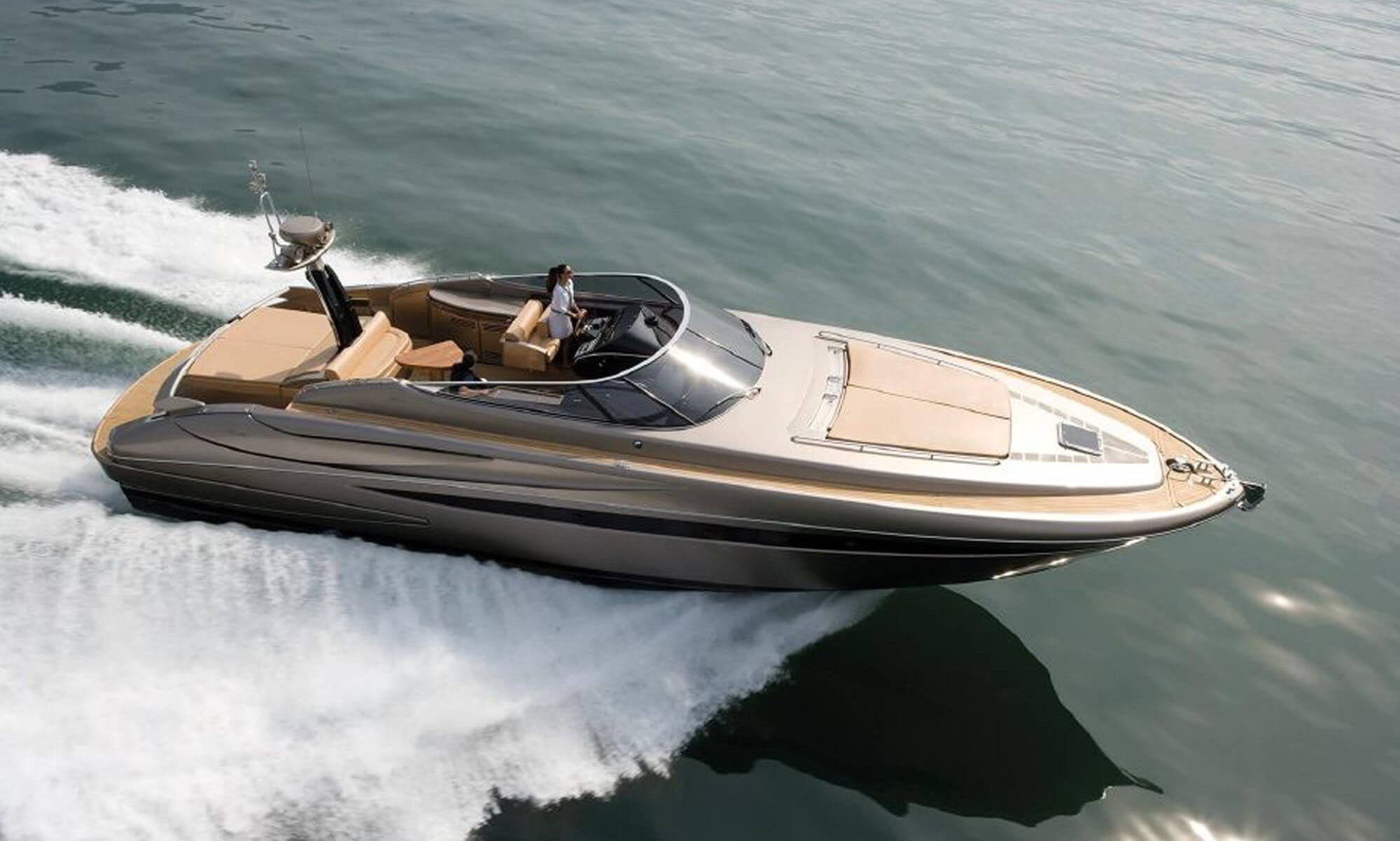 RIVA 52 Private Luxury Cruise in Santorini