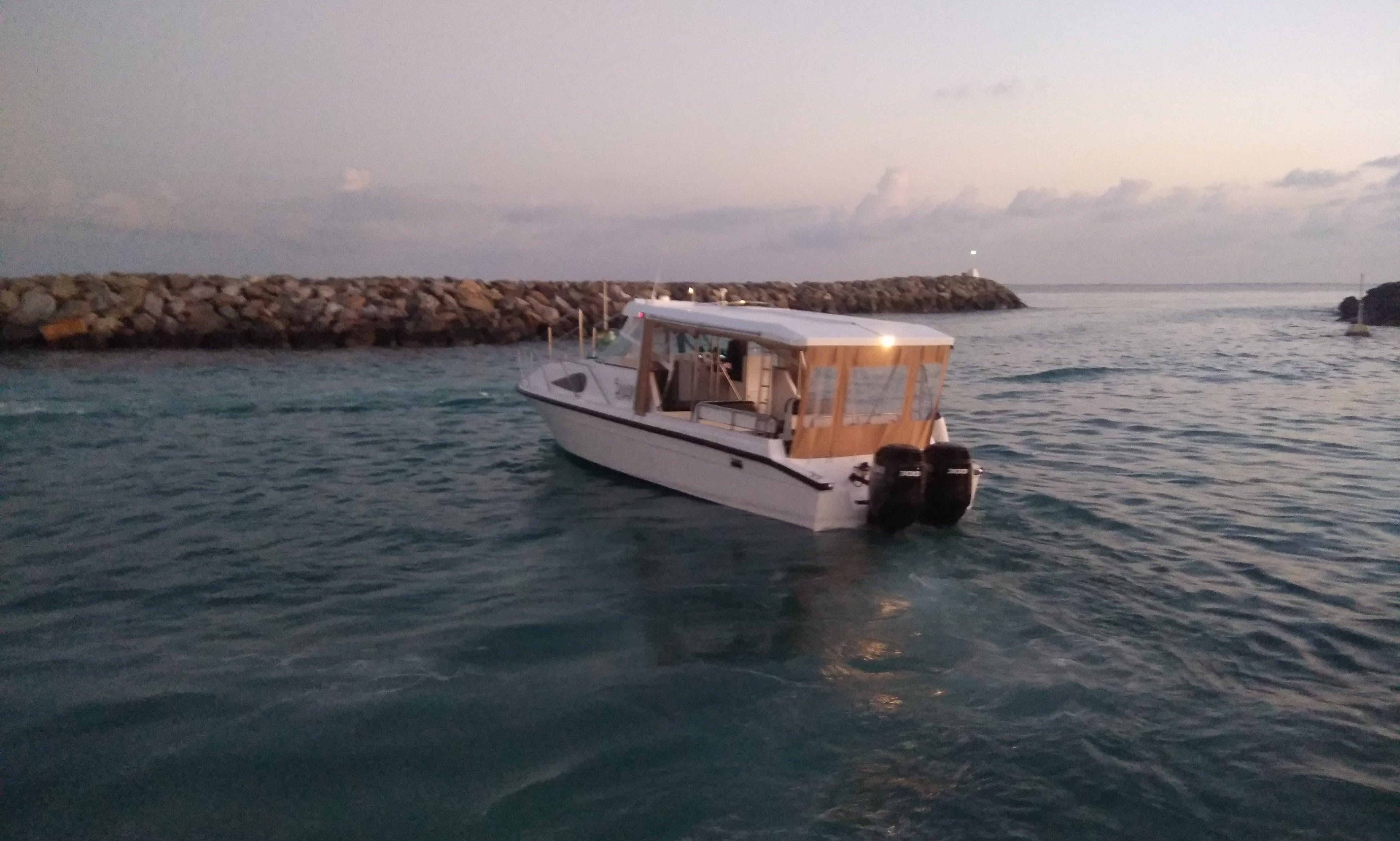 Water Taxi in Malé