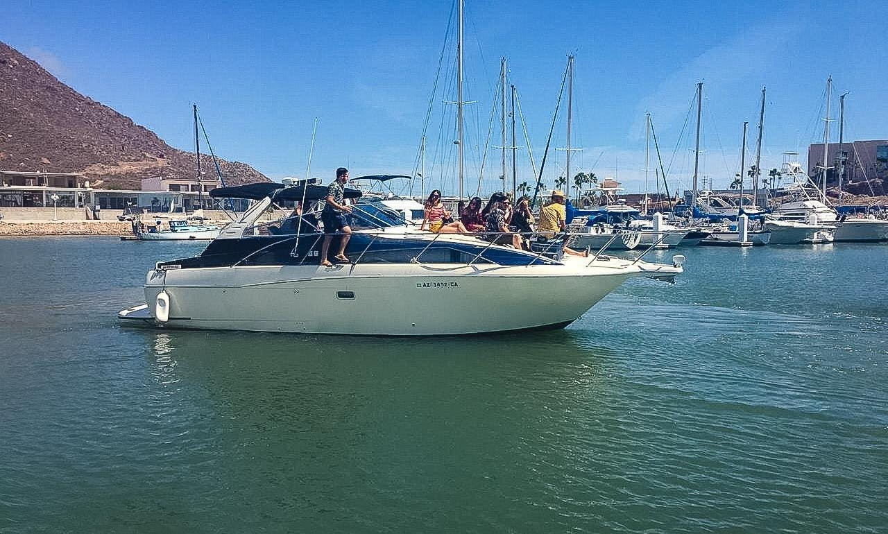 Isabella's Yacht rental in San Carlos Sonora
