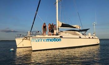 Cruising Catamaran rental in Newport