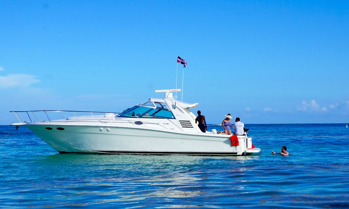 Sea Ray 40 ft Express Cruiser  rental in Punta Cana