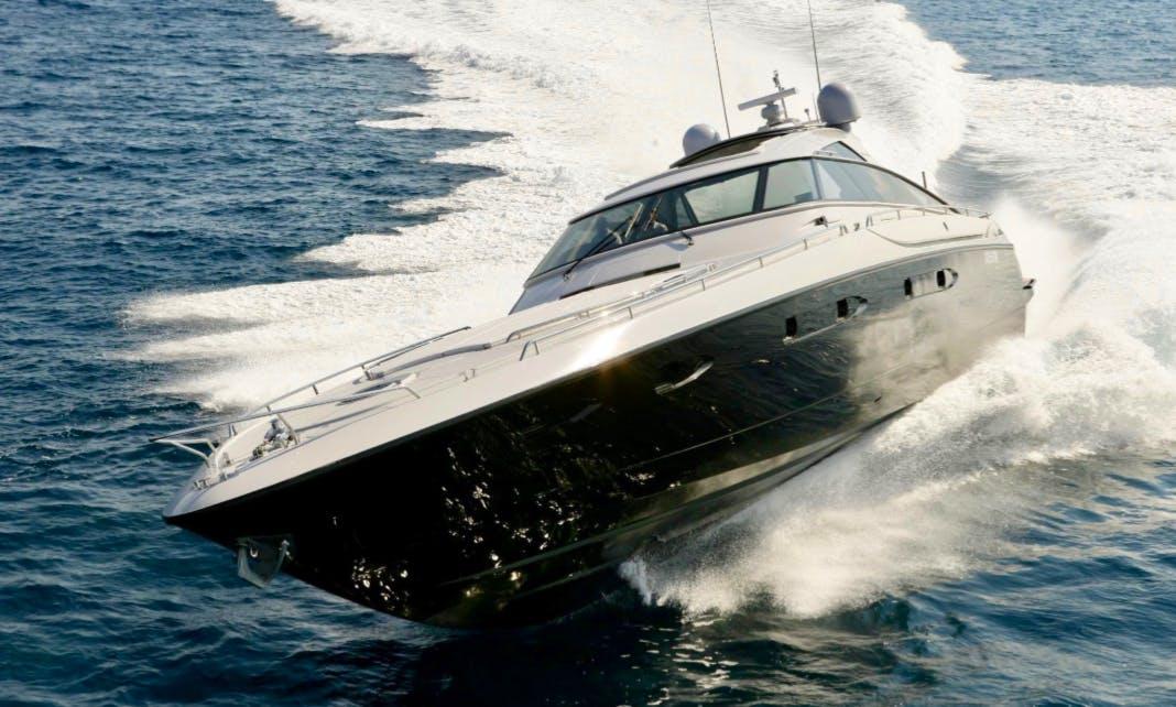 Reserve The 2011 Baia Atlantica 78′ Open Cruiser Power Mega Yacht In Sardegna, Italy