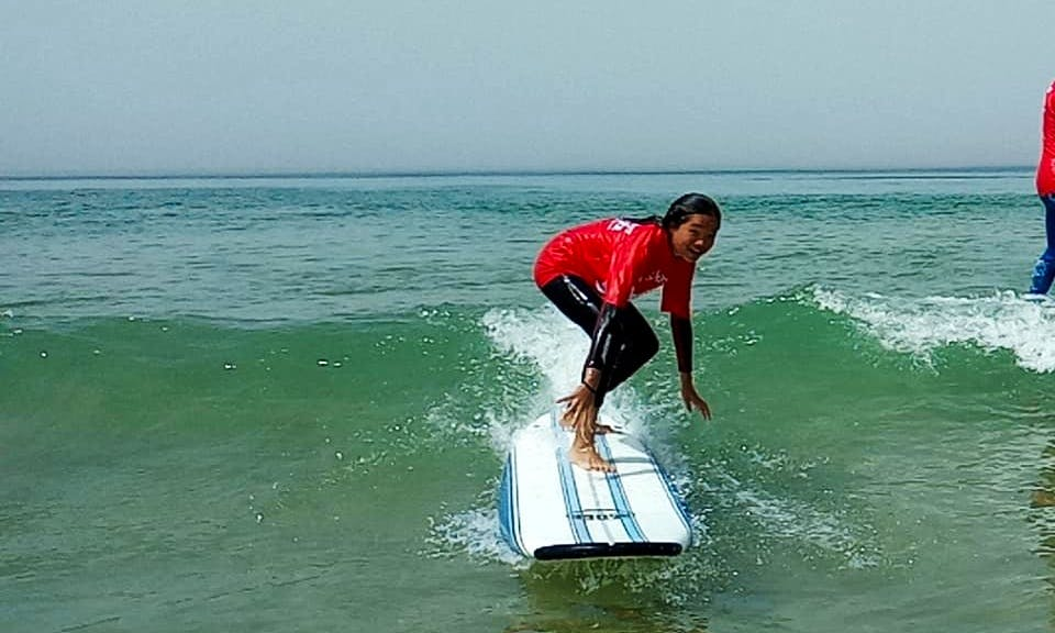 Come Join Us And Mark Your Surfing Lessons In Costa Da Caparica