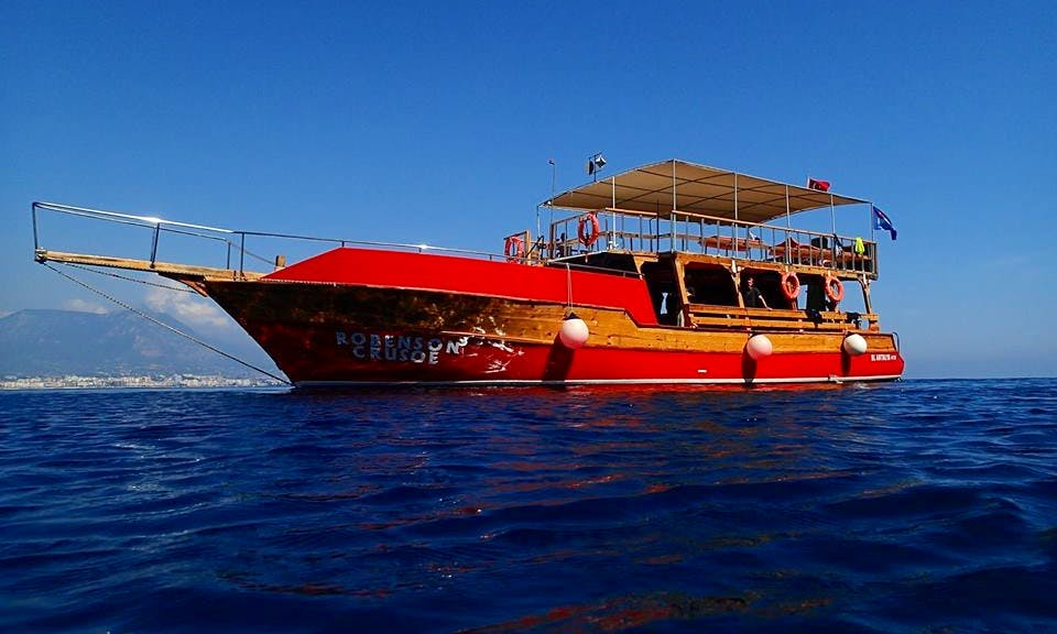 Discover Scuba Diving in Antalya