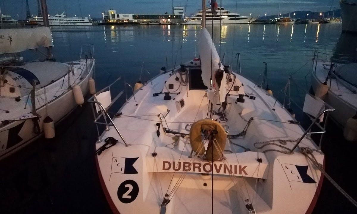 Cruising Monohull rental in Rijeka