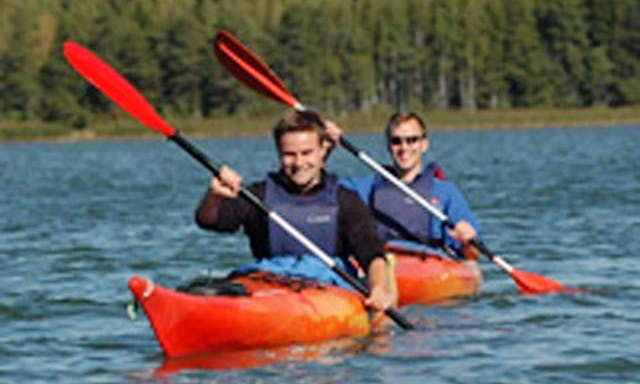 Single-Kajak or Canoe / Rental in Siuntio, Finland
