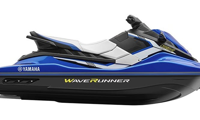 2-Person Yamaha WaveRunner EX Deluxe Jet Ski Rental in Winter Garden, Florida