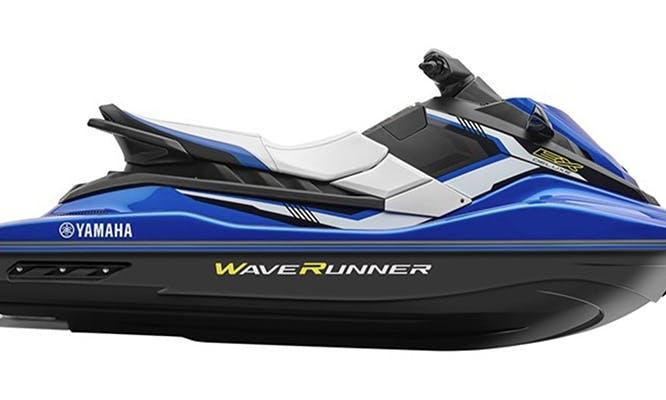 2-Person Yamaha WaveRunner EX Deluxe Jet Ski Rental in Winter Garden, Florida