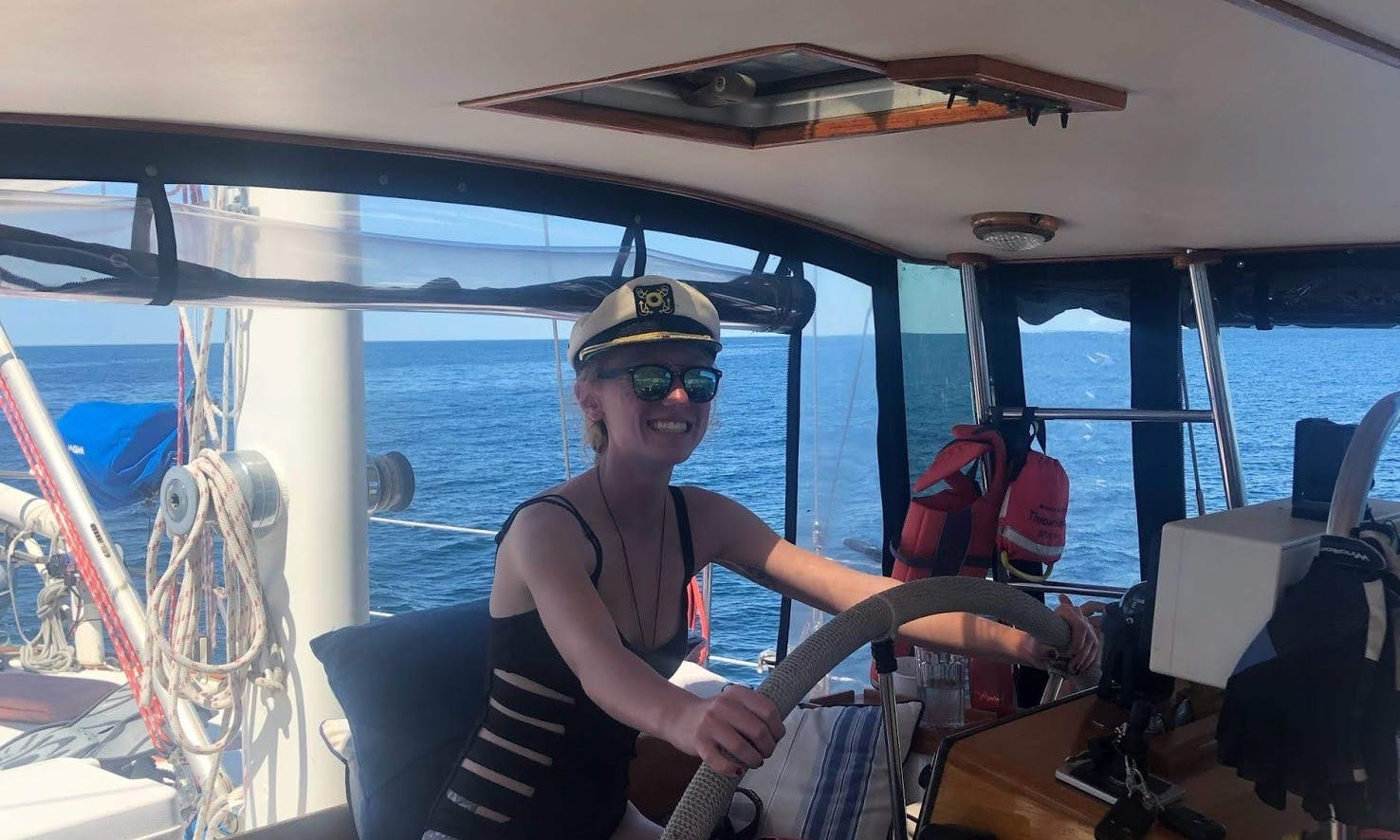 Cruising Monohull rental in La Paz