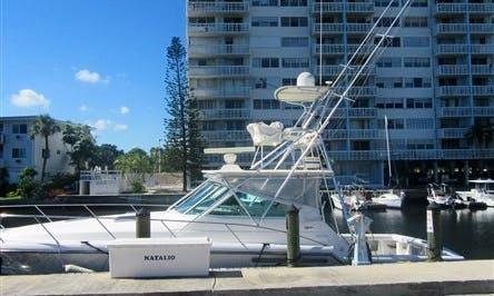 40 ft. Tiara Express Sportfish rental in North Miami