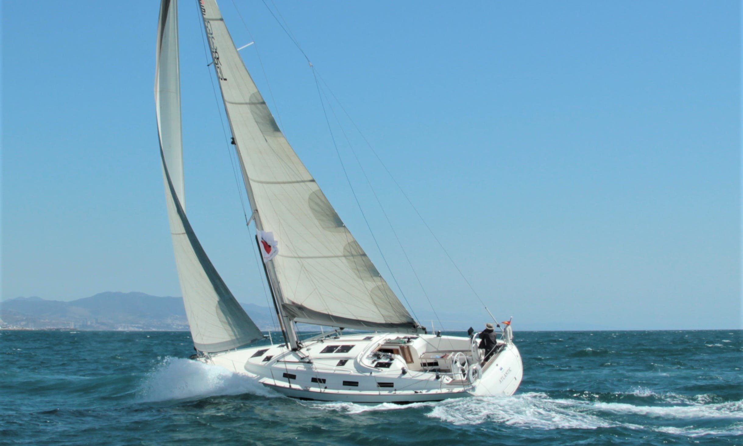 Charter this 2017 Bavaria 40S for 12 Guests in Barcelona, Spain!