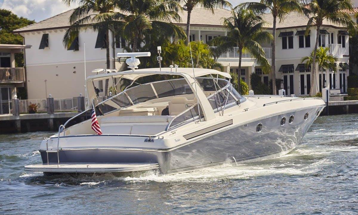 63 Baia - Luxury Motor Yacht in Miami