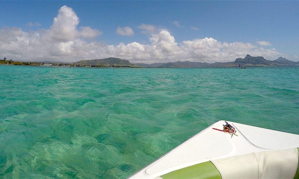 Speedboat Cruises in Pointe Jérome, Mauritius