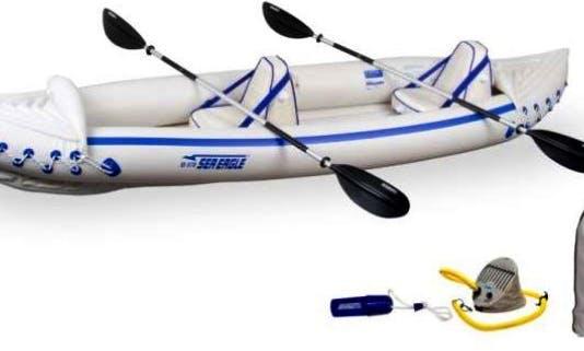Inflatable Kayak in Acworth